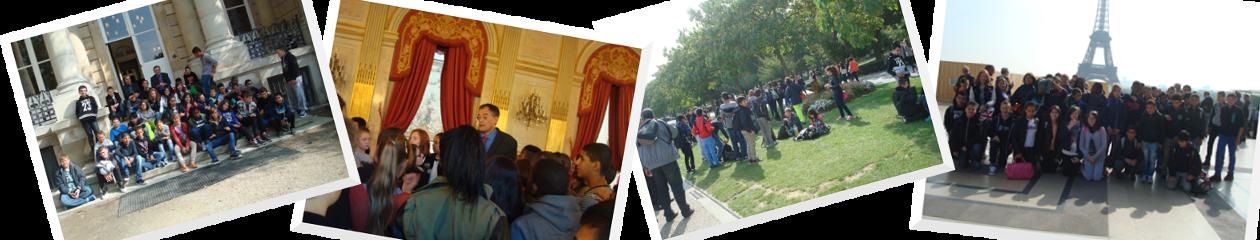 Ambassadeurs de la culture Collège Coutelle
